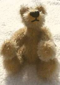 4 Exceptional COLLECTOR BEARS by Teslatop bears (Stacy Firth) 1 of 1. each bear RRP £200-245