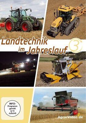 Landtechnik im Jahreslauf, Teil 3  (NEU & OVP)