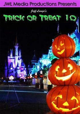 Walt Disney World Mickey's Not So Scary Halloween Party 2013 DVD HalloWishes