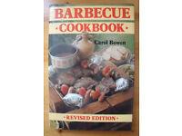 Vintage 1986 hardback Barbecue Cook Book (revised edition)/Carol Bowen. Happy to post. £2.