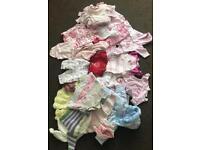 Huge baby girl bundle 0-12 months