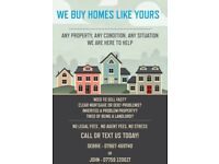Looking to sell your property? Or know someone that is? £500 finders fee paid to you!!