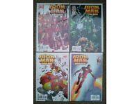 Iron man Armour Wars Complete ltd series Marvel Comics