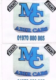M & C ABER CABS 01970 880 865
