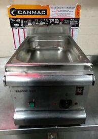 Falcon E350 Dry Well Bain Marie - Electric