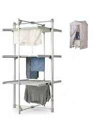 Dry soon heated airer 3 tier + cover