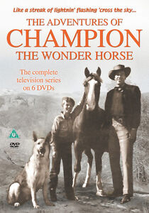 Gene Autry - Champion The Wonder Horse (6 DVD) DVD