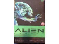 Alien Legacy 20th Anniversary Collection