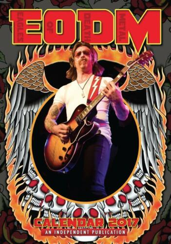 Eagles+Of+Death+Metal+2017+A3+Wall+Calendar+-+New+%26+Sealed+-+Fast+Post+