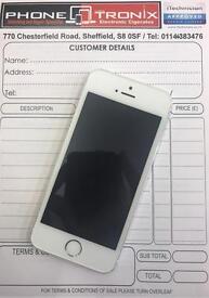 Apple iPhone 5s 16gb-32gb Receipt & Warranty