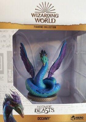 Wizarding World Figurine Collection Phantastische Tierwesen Occamy Serpentine #3