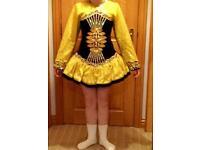 Siopa Rince Irish Dancing Dress age 11-13 years.