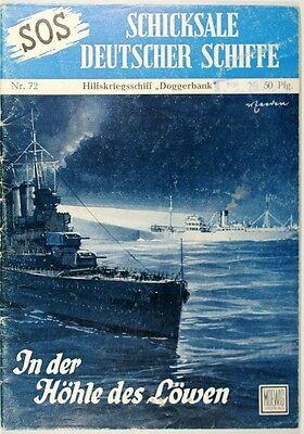 SOS Schicksale deutscher Schiffe Band 72 in Z2-