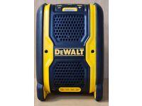 DEWALT DCR006 BLUETOOTH SPEAKER