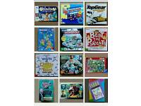 Bumper assortment of kids board games and jigsaws