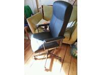 Ikea office swivel chair study