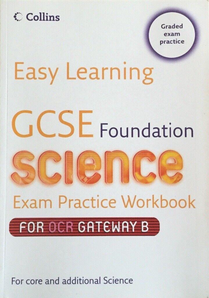 GCSE Foundation Science Practice Workbook