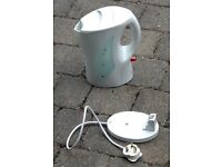 SAINSBURY'S CORDLESS KETTLE VERY GOOD CONDITION
