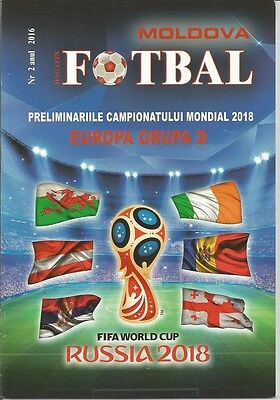 MOLDOVA v WALES  REP OF IRELAND WC 2017  GROUP ISSUE