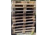 White euro pallets available wood blocks timber kindling
