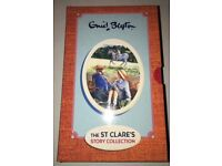 Enid Blyton-The St Claire's story collection.