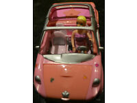 Polly Pocket Stretch Limo