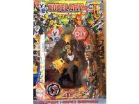"Tutelary Earth 3 Action Figure 7"" Space Invader"