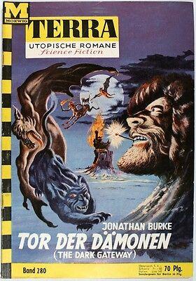 Terra utopische Romane Band 280 in Z1-2