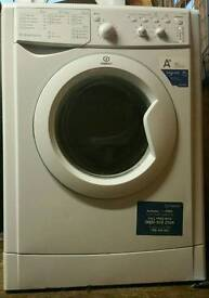 Indesit 8kg washer delivered & installed