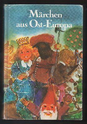 Märchen aus Ost-Europa – Kinderbuch Jugendbuch mit Inhaltsangabe