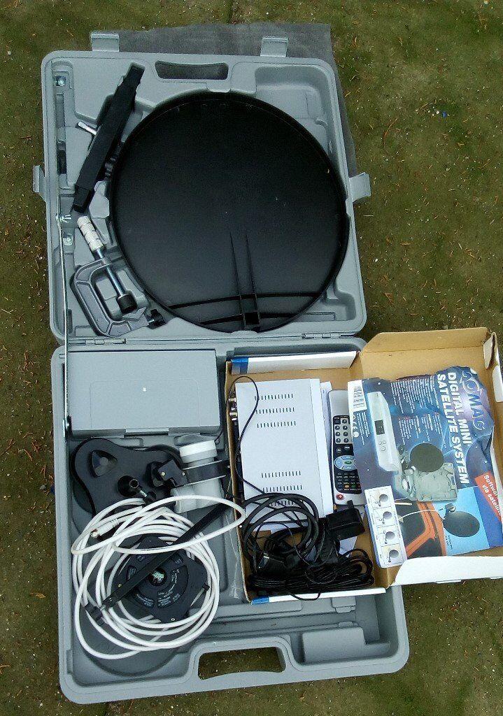 Unused mini satellite system | in Newton Abbot, Devon | Gumtree