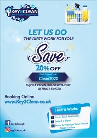 LOCAL DOMESTIC CLEANERS (HOUSE CLEANERS) - GET20% OFF WITH PROMO CODE: CLEAN2020