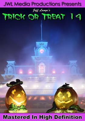 Walt Disney World Mickey's Not So Scary Halloween Party 2017 DVD - Halloween Disney World 2017