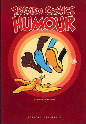 TREVISO COMICS HUMOUR ED. DEL GRIFO 1993 S. MEZZAVILLA