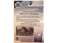 HABC Level 1 Classes in Peterborough