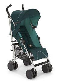 Mamas & Papas Tour 2 lightweight Buggy Pushchair stroller - Deep Teal colour brand new unopened