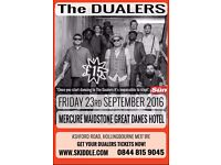 The Dualers at Mercure Maidstone Great Danes Hotel