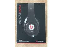 Beats by Dre over Ear headphones - Black