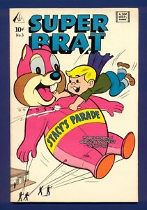 1958-Super-Brat-3-IW-Publishing-Top-Quality-Comic