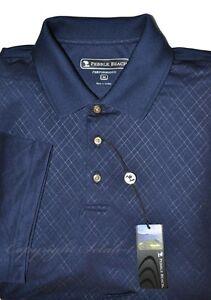 New pebble beach performance series golf polo shirt dry for Pebble beach performance golf shirt