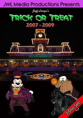 - Disney World Halloween