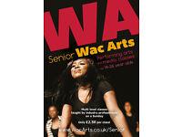 Senior Wac Arts Taster Day - Free Performing Arts Classes