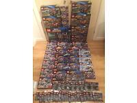 Collection of brand new Lego Batman and Lego Superman Superheroes DC comics sets.