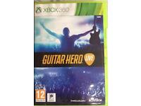 """Guitar Hero Live"" Excellent Xbox360 Game, is a real Bargain"