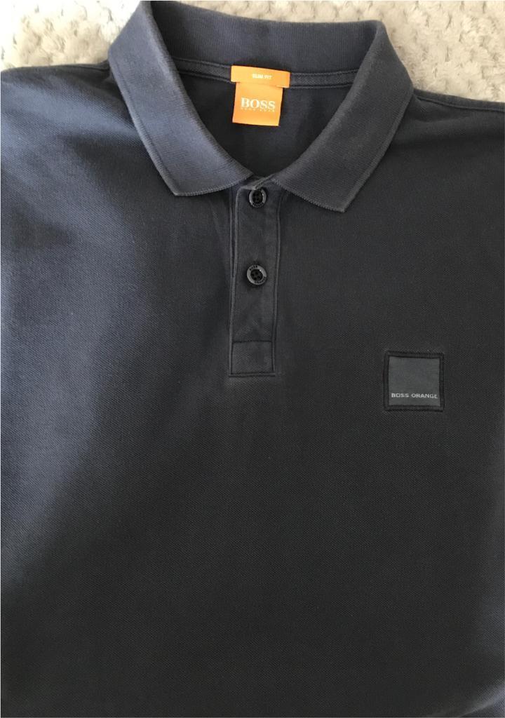 27ec2384dc2d Hugo Boss Orange Polo Shirt