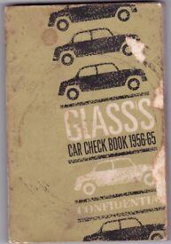 Glass's Car Check Book
