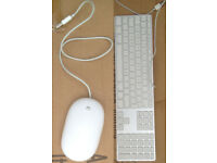 Keyboard and 2.4GHz Cordless Optical Mouse Apple Mac