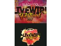 Half Price Tickets x 3 For Blackpool Livewire Festival Sunday 27th August