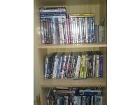 Over 150 dvds!