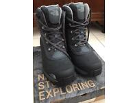 New The North Face Chilkat Snow Boots size UK10